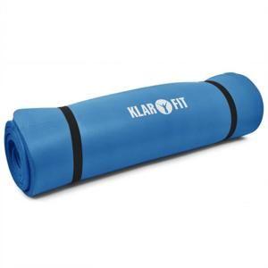 Karimatka na cvičenie Klarfit, 15 mm, 190 x 80 cm, modrá