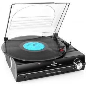 Auna 928, gramofón, integrované reproduktory, 33/45 RPM