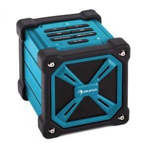 Auna TRK-861, bluetooth reproduktor, batéria, modrý