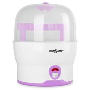 OneConcept Mom & Me Princess, sterilizátor, ružový