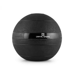 Capital Sports Groundcracker, čierny, 8 kg, slamball, guma