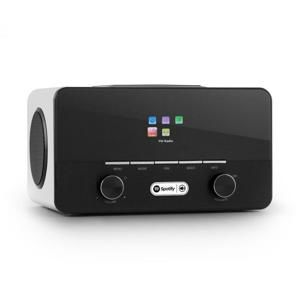 Auna Connect 150 WH 2.1 Internetradio Mediaplayer WiFi LAN USB DAB+ FM RDS AUX