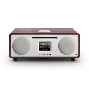 Numan Two, wenge, 2.1 internetové rádio, CD, 30 W, bluetooth, Spotify Connect