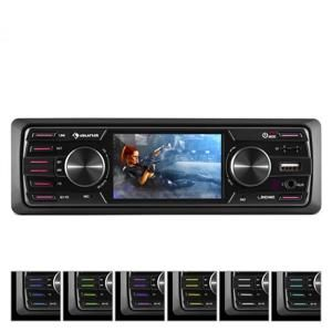 "Auna MD-550BT, autorádio/moniceiver, BT, USB, SD, MP3, bez CD mechaniky, 4 x 45 W, 3"" LCD, AUX"