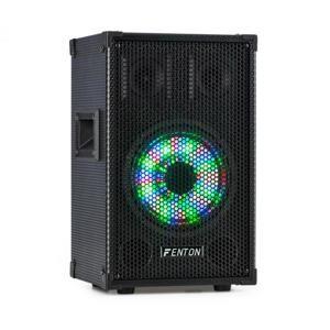 """Fenton TL8LED, 3-cestný pasívny reproduktor, RGB LED, 8"""" woofer 400W, 2 x tweeter"""