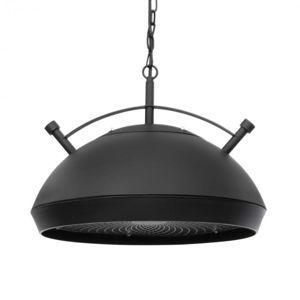 Blumfeldt Bristol Heat, terasový ohrievač, IR ComfortHeat, IP54, 2100 W, čierny
