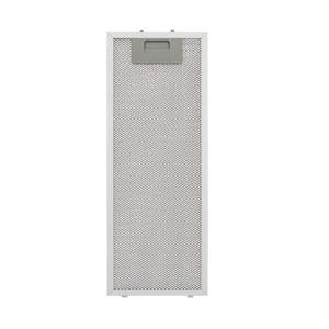 Klarstein Paolo 52, hliníkový tukový filter, 16,8 x 44 cm, náhradný filter