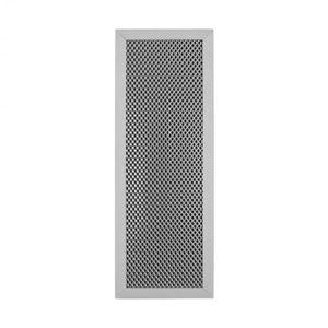Klarstein Kombinovaný filter do digestorov, 27,5 x 10,2 cm, náhradný filter, príslušenstvo, hliník